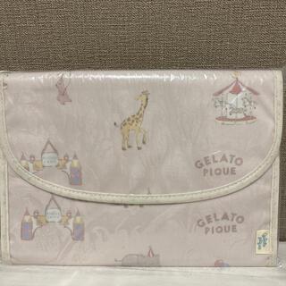 ジェラートピケ(gelato pique)のジェラピケ 母子手帳 ピンク ピケランド(母子手帳ケース)