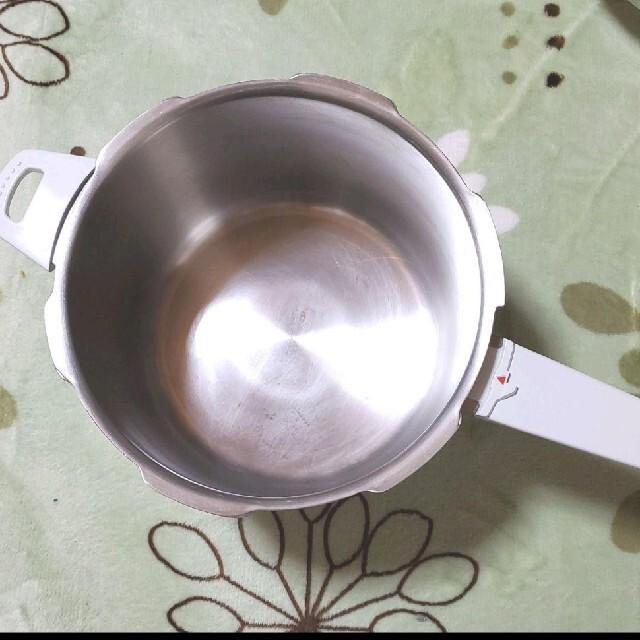 アサヒ軽金属(アサヒケイキンゾク)の朝日軽金属 活力鍋SW型(IH対応)5.5L 料理本4冊セット インテリア/住まい/日用品のキッチン/食器(鍋/フライパン)の商品写真