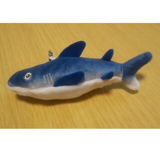 サメのぬいぐるみ(キーホルダー)