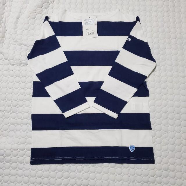 ORCIVAL(オーシバル)の新品 オーシバル ORCIVAL 七分袖 ボーダー レディースのトップス(Tシャツ(長袖/七分))の商品写真