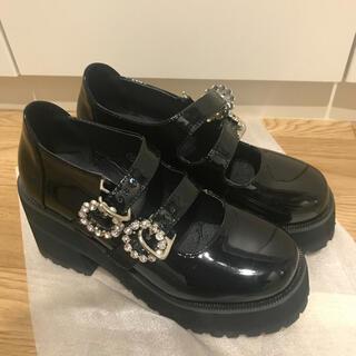バブルス(Bubbles)のバブルス シューズ 厚底(ローファー/革靴)
