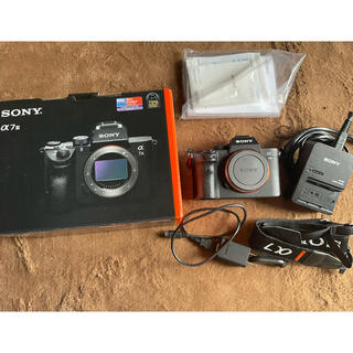 SONY - SONY A7iii/ILCE-7M3/美品