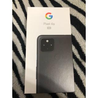 グーグル(Google)のgoogle pixel4a 128GB(スマートフォン本体)