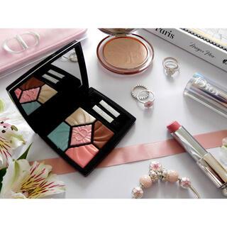 ディオール(Dior)の限定色廃盤品 Christian Dior サンク クルール 257 ロリグロウ(アイシャドウ)