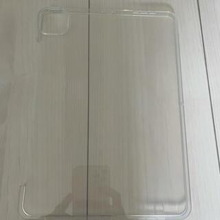 アイパッド(iPad)のiPad pro 11inch クリアケース(iPadケース)