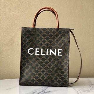 celine - 未使用新作 CELINE 2way ミニ バーティカルカバ/ショルダーバッグ