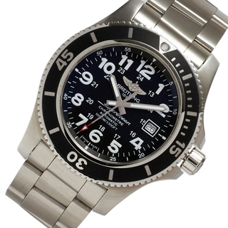 ブライトリング(BREITLING)のブライトリング BREITLING スパーオーシャン 腕時計 メンズ【中古】(その他)