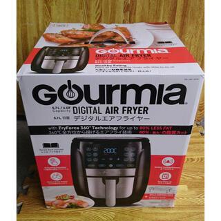 コストコ(コストコ)のGourmia デジタルエアフライヤー DIGITAL AIR FRYER(調理機器)