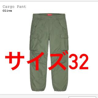 Supreme - supreme cargo pant 32 M カーゴ パンツ olive