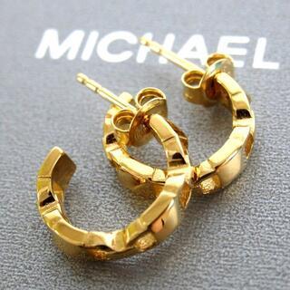 マイケルコース(Michael Kors)のMICHAEL KORS マイケルコース フープピアス 箱保存袋付 17-352(ピアス)