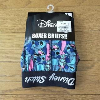ディズニー(Disney)の新品 ディズニー ボクサーパンツ スティッチ Lサイズ(ボクサーパンツ)