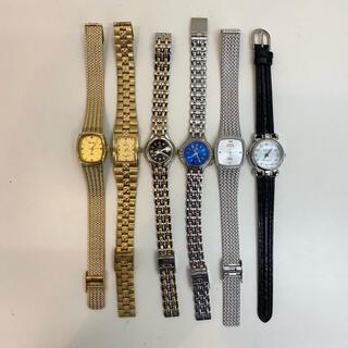 カシオ(CASIO)のKlaeuse BORUGA アナログ腕時計 まとめ売り ダイヤ(腕時計)