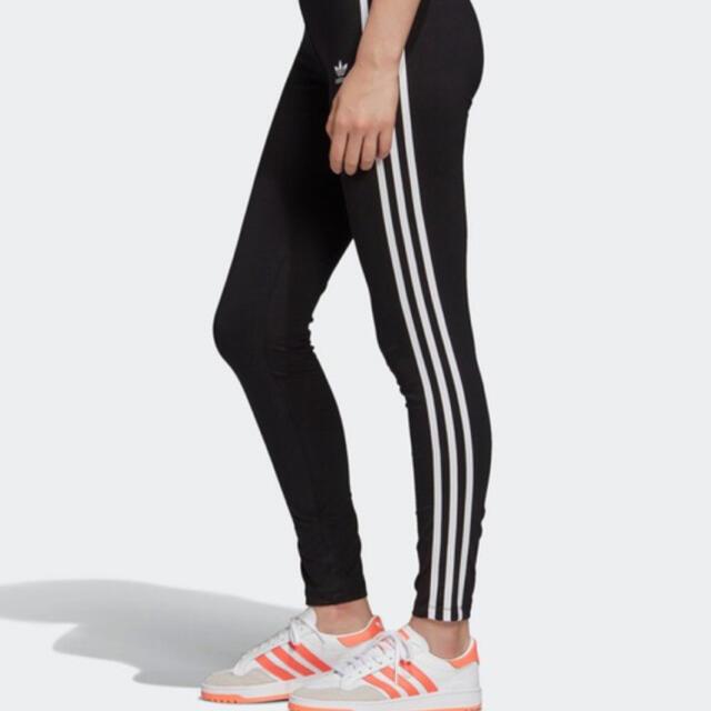 adidas(アディダス)のタイムセール【新品】アディダス オリジナルス S レギンス レディースのレッグウェア(レギンス/スパッツ)の商品写真