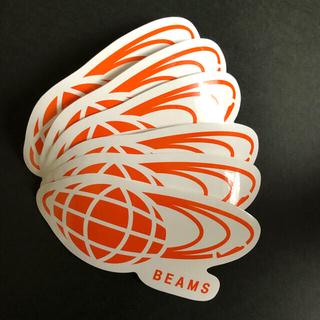 ビームス(BEAMS)のBEAMS ステッカー 5枚セット(しおり/ステッカー)