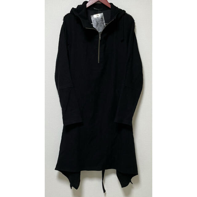 Yohji Yamamoto(ヨウジヤマモト)の14AW yohji yamamoto pour home コート▪️極美品 メンズのジャケット/アウター(その他)の商品写真