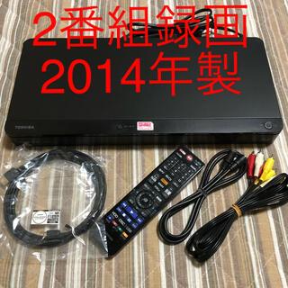 東芝 - 東芝 DBR-Z410 REGZA ブルーレイレコーダー HDD750GB