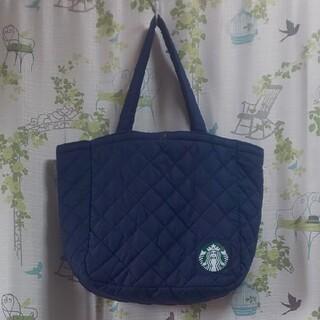 Starbucks Coffee - スターバックス キルティングbag