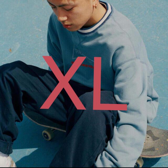 GDC(ジーディーシー)のwasted youth × Black Eye Patch crew XL メンズのトップス(スウェット)の商品写真