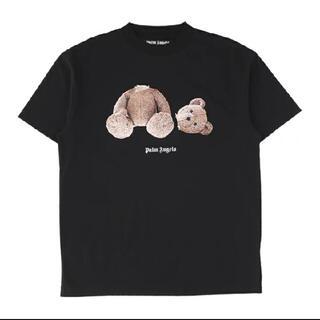オフホワイト(OFF-WHITE)のPalm Angels パームエンジェルス Tシャツ(Tシャツ/カットソー(半袖/袖なし))