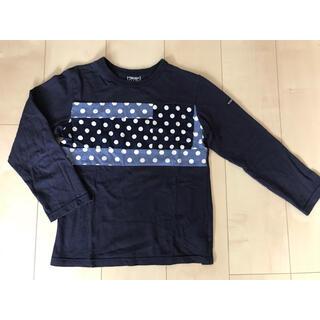 ラゲッドワークス(RUGGEDWORKS)のRUGGED WORKS 140cm 長袖シャツ ネイビー ラゲッドワークス(Tシャツ/カットソー)