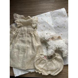 ボンポワン チェリーちゃんお洋服+犬セット