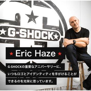 G-SHOCK - カシオ Gショック 35周記念モデル エリック・ヘイズモデル