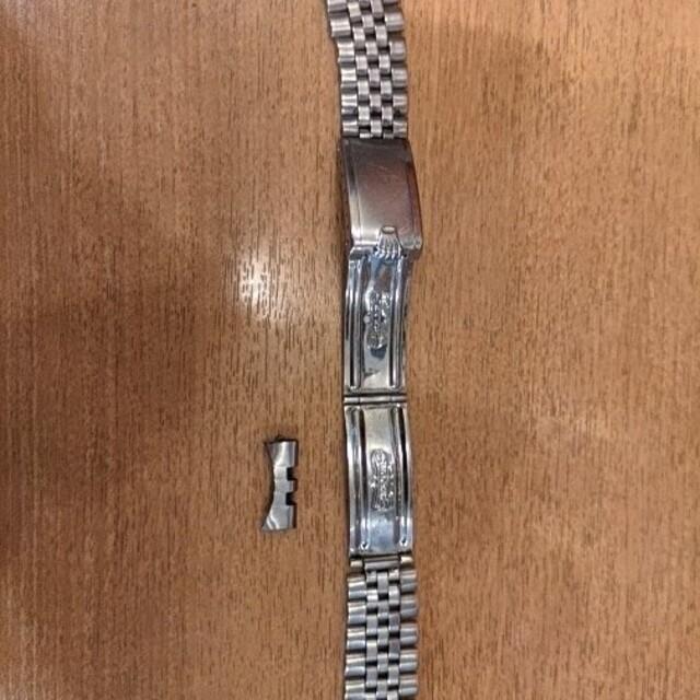 ROLEX(ロレックス)のロレックス純正ブレス メンズの時計(金属ベルト)の商品写真