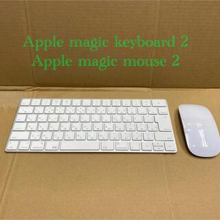 Apple - Apple magic keyboard+magic mouse2 セット
