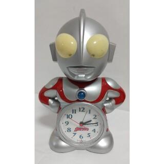 ウルトラマン目覚まし時計(置時計)