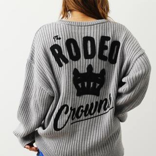 RODEO CROWNS WIDE BOWL - RCWB☆ニット