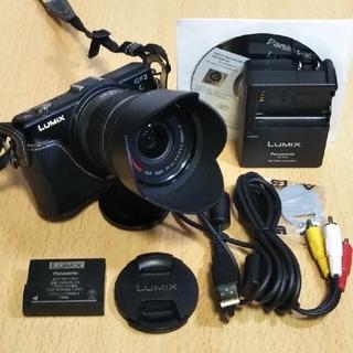Panasonic - Lumix GF2 渋めの黒です(おまけ付き)