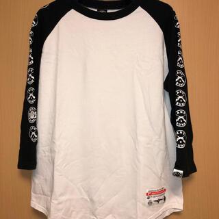 アンドサンズ(ANDSUNS)のGW限定値下げ!ANDSUNS アンドサンズ ロングTシャツ Lサイズ(Tシャツ/カットソー(七分/長袖))
