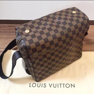 LOUIS VUITTON - 【美品】正規品 ルイヴィトン ナヴィグリオ  ダミエ ショルダーバッグ