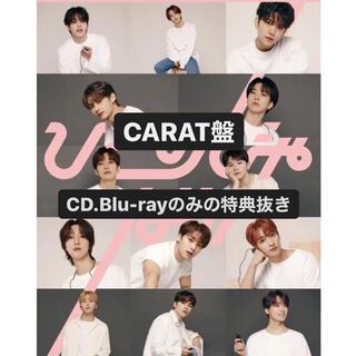 SEVENTEEN - seventeen ひとりじゃない carat盤