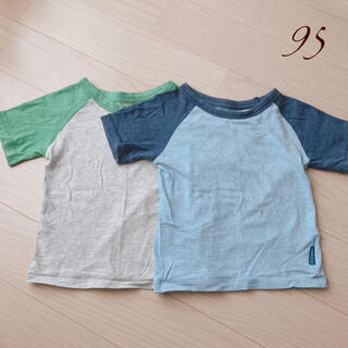 西松屋 - 半袖 Tシャツ 男の子 95 セット 西松屋