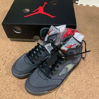 新品 Nike Off-White × Nike Air Jordan 28cm(スニーカー)
