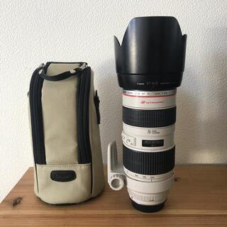 Canon - CANON EF 70-200 F2.8L USM  訳あり大特価