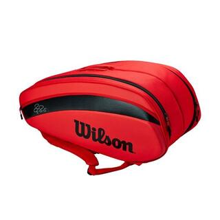 ウィルソン(wilson)のRF DNA 12PK INFRARED ウィルソン テニスバッグ フェデラー (バッグ)