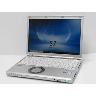 Panasonic - 第6世代Core i5 Let's Note CF-SZ5 SSD256G