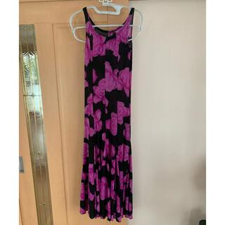 CHACOTT - フラメンコ 衣装 ダンス ワンピース フレア ドレス