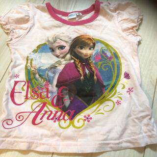 Disney - アナ雪 アナと雪の女王 Tシャツ サイズ95