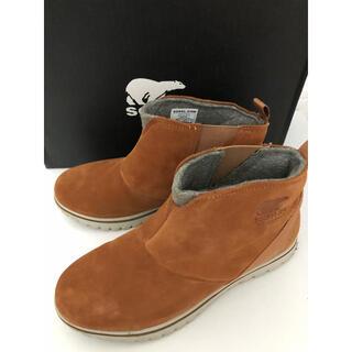 ソレル(SOREL)のソレル SOREL ショートブーツ 23.5cm【美品】(ブーツ)