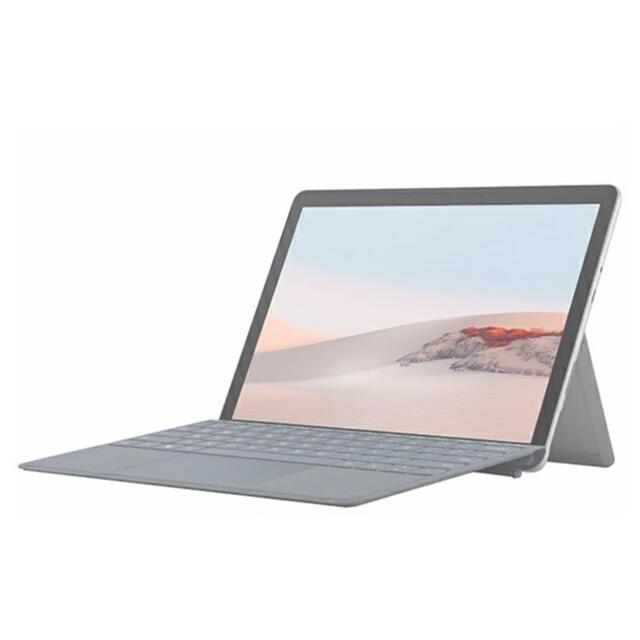 Microsoft(マイクロソフト)の【新品未開封】Surface Go2 STV-00012 プラチナ スマホ/家電/カメラのPC/タブレット(タブレット)の商品写真