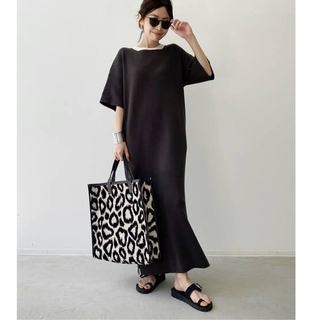 L'Appartement DEUXIEME CLASSE - 【LAUREN MANOOGIAN】 INTERLOCK TALL T DRES