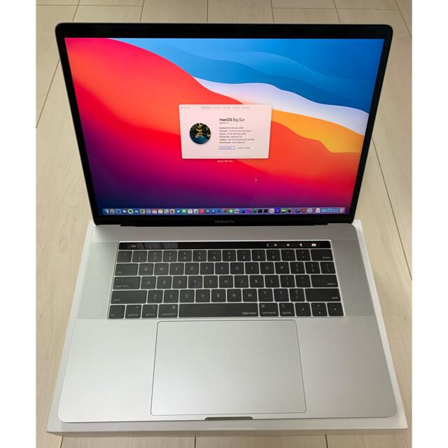 Mac (Apple)(マック)の【美品】MacBookPro-15inch-corei7/16GB US スマホ/家電/カメラのPC/タブレット(ノートPC)の商品写真