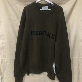 FEAR OF GOD - FEAR OF GOD - FOG ESSENTIALS Sweater