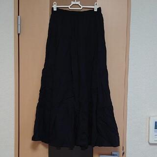 GU - 【GU】ティアードスカート XL