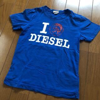 DIESEL - ディーゼル diesel  モヒカンTシャツ サイズ5