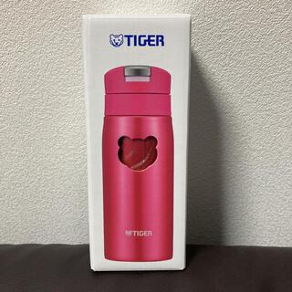 タイガー(TIGER)のタイガー 水筒 TIGER ステンレス 携帯用魔法瓶(タンブラー)