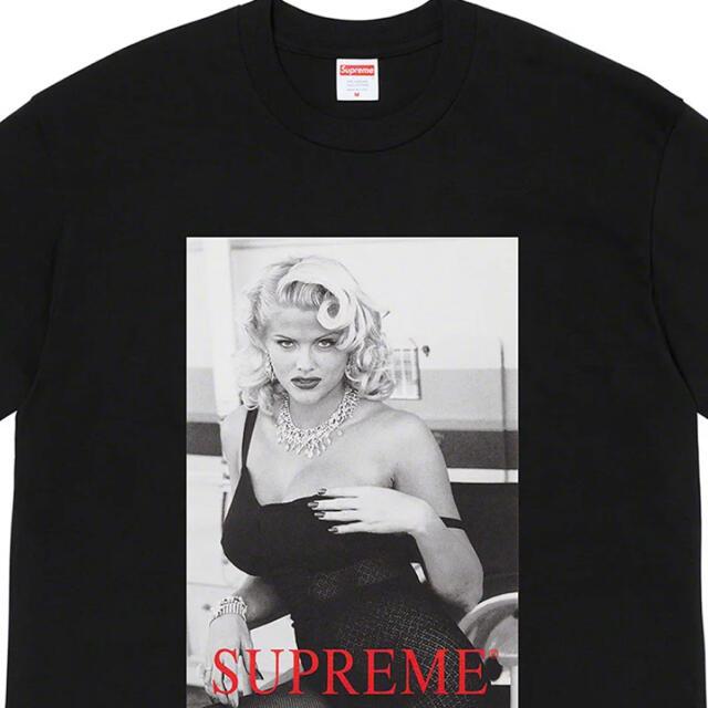 Supreme(シュプリーム)のSupreme Anna Nicole Smith Tee  xxlサイズ メンズのトップス(Tシャツ/カットソー(半袖/袖なし))の商品写真